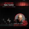 Curso Actuación para Teatro